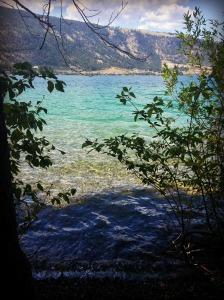 Kalamalka - Lake of many Colours.