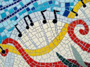 DNA mosaic